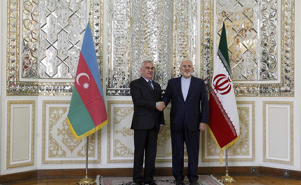 Chairman of Nakhchivan Supreme Assembly pays official visit to Iran