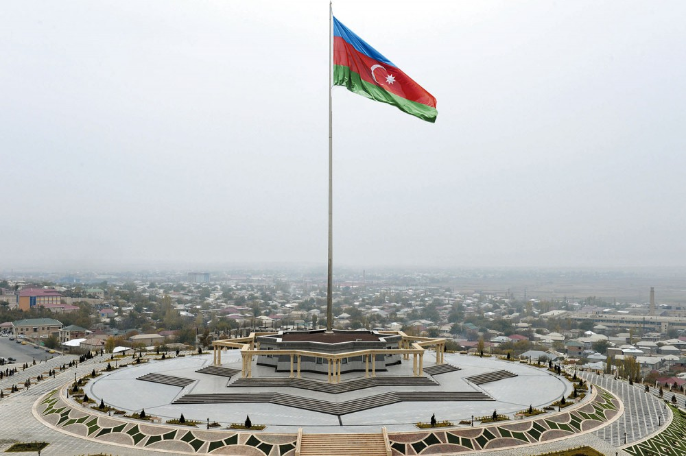 An event dedicated to the National Flag Day of Nakhchivan Autonomous Republic was held