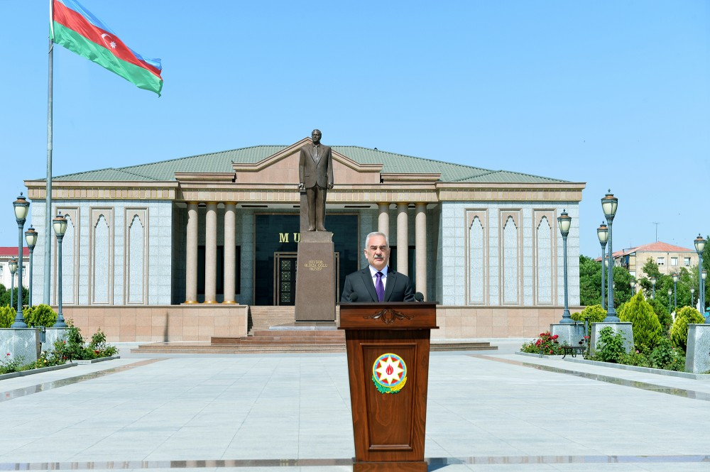 Centennial of Azerbaijan Democratic Republic marked in Nakhchivan