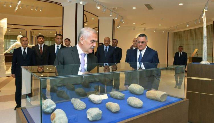 Salt Museum launched in Nakhchivan