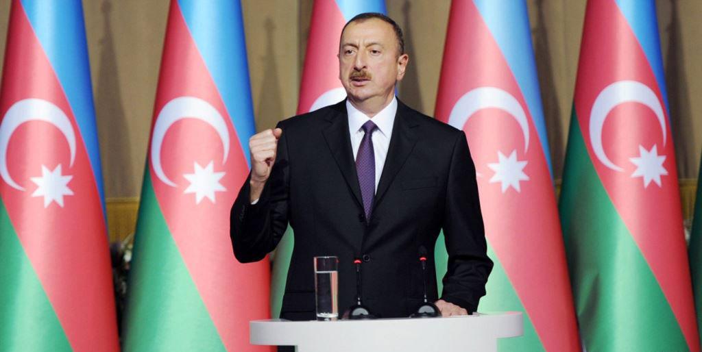 Xalqın müdrik seçimi cənab İlham Əliyev - VİDEO