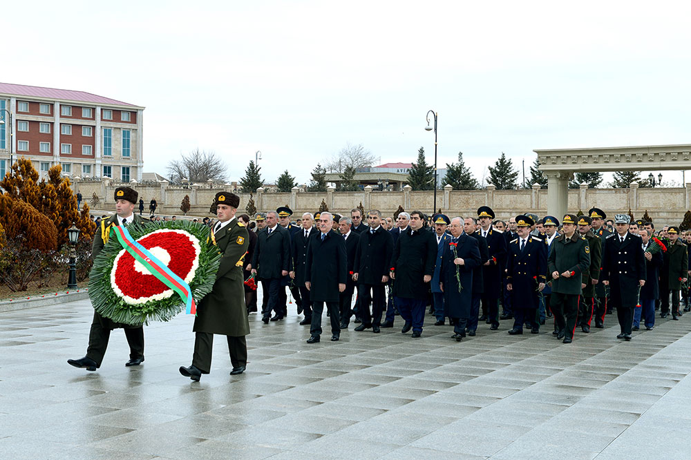 Nakhchivan commemorates 28th anniversary of 20 January tragedy