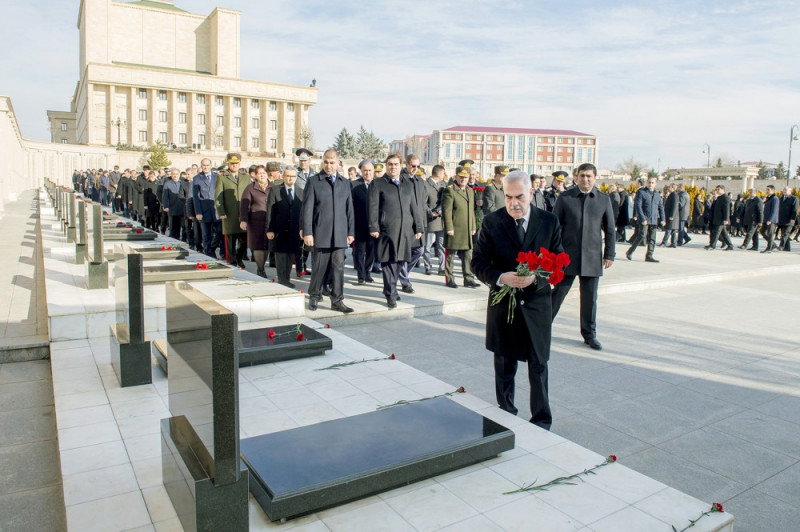 Nakhchivan commemorates 29th anniversary of 20 January tragedy