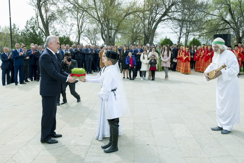 Novruz holiday celebrated in Nakhchivan