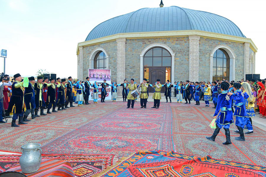 "Yalli (Kocheri,Tanzara) ""Traditional group dances of Nakhchivan"" were included UNESCO's Enhanced Protection List"